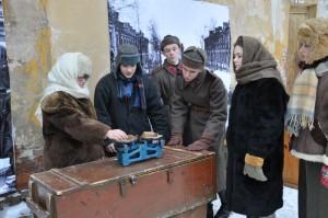 Блокада Ленинграда 3