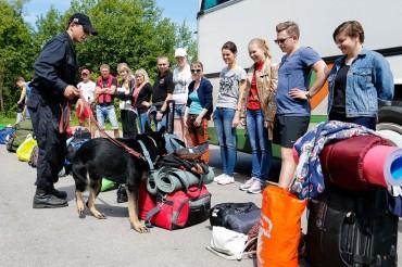 «Балтийский Артек» расставляет приоритеты в «Российском движении школьников»