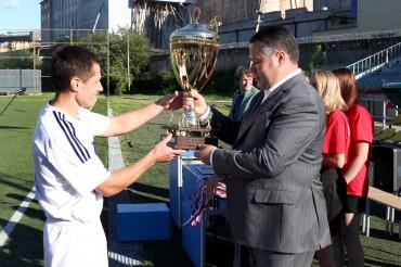 В Твери завершился Кубок губернатора по мини-футболу