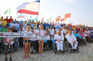 Тверские параспортсмены привезли из Крыма две бронзовые медали