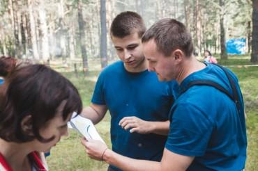 Совет молодежи Тверьэнерго провел первый туристический слет команд филиала
