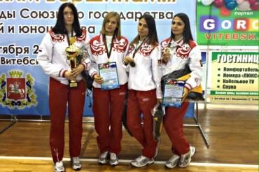 Баскетболистки ТвГТУ завоевали золото Союзного государства