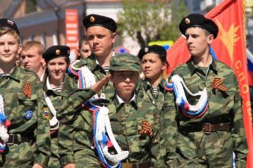 В «Орленке» продолжается Всероссийский слет юных патриотов