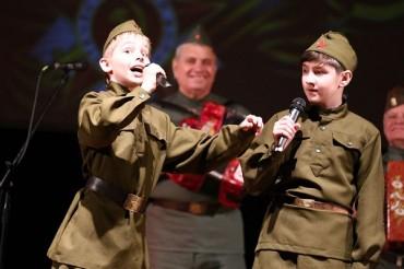 Сегодня в ДК «Пролетарка» состоится финал областного детско-юношеского фестиваля «Отечество»