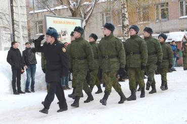 Новобранцев ждут в Кремле