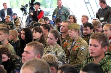 Владимир Путин поддержал ежегодное проведение экспедиции «Калининский фронт» под Ржевом