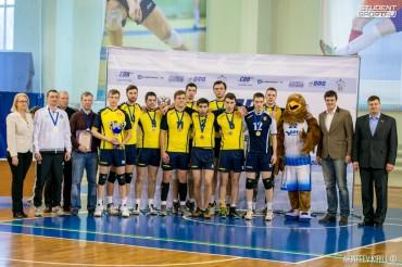 Серебро первенства ЦФО в копилке спортсменов ТвГТУ