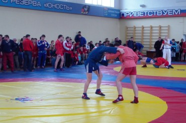 Всероссийский турнир по самбо памяти А.И. Копейкина