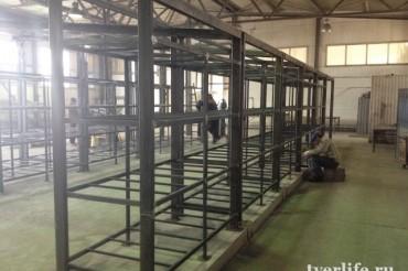 В Ржеве строят первое в России хранилище для останков советских воинов
