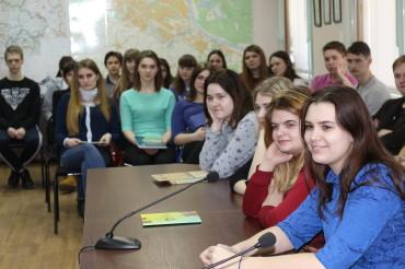 Об избирательном праве студентам Тверского кооперативного техникума