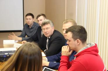 Уверенные шаги молодежных министров