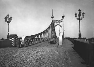 Волжский мост,  Тверь, начало XX века