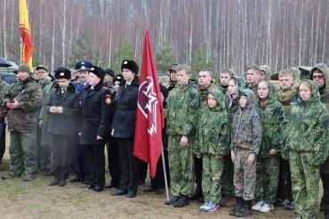 Старт международной экспедиции «Ржев. Калининский фронт»