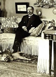 На фото: Николай Георгиевич фон Бюнтинг