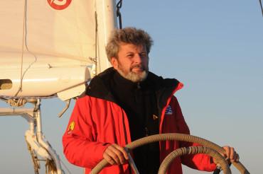 Капитан знаменитой яхты «Апостол Андрей» Николай Литау примет участие в открытии в Твери «Клуба путешественников»