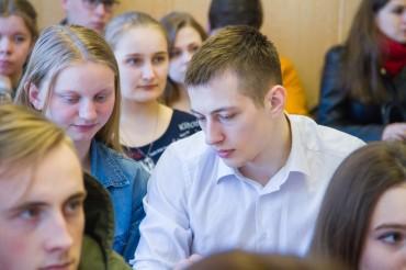 Студенты ТвГУ узнали много нового об окружающей среде