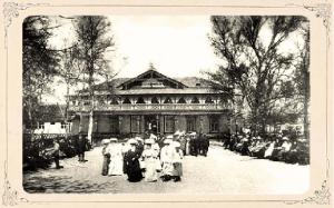 Тверь, Городской сад, ресторан «Кукушка»