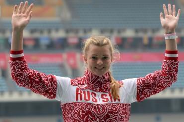 Алена Бугакова: ни недели без золота!
