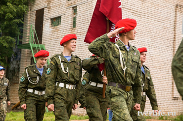 К службе России готовы!