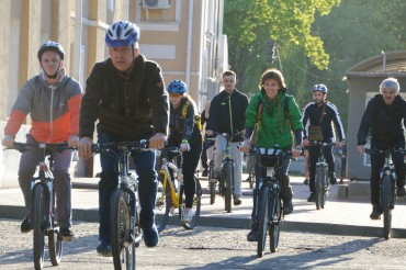 В Твери возобновила свою деятельность рабочая группа по развитию велодвижения
