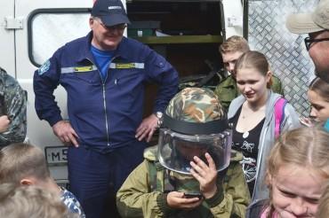 В Лихославльском районе завершила свою работу областная «Школа молодого поисковика»