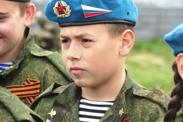 Юнармейцы Тверской области заступят на главный Пост №1 России