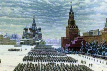 Проект «Памятные даты»: Начало контрнаступления под Москвой 5 декабря 1941г.
