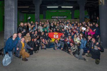 Чемпионат по лазертагу прошел в ТвГТУ